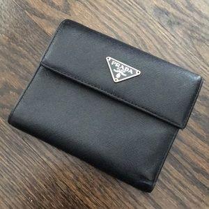 Prada Wallet, Black